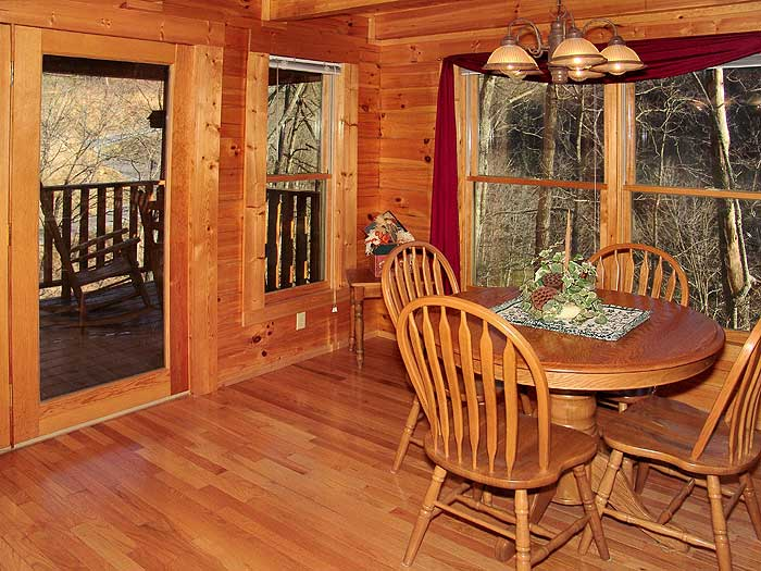 angel 39 s loft 1 bedroom pigeon forge cabin rental
